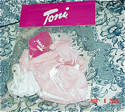 Effanbee Sugar and Spice Toni Doll Outfit Only, 2006 Tonner (Image1)
