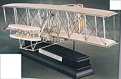 Wright Brothers Flyer 100th Anniversary Ed. Model 2003
