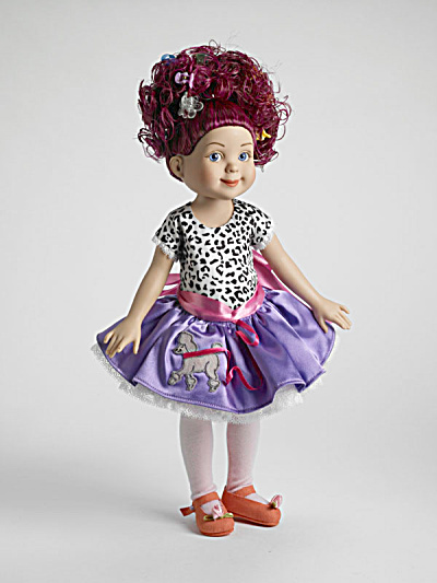 Effanbee Walking with Frenchy Fancy Nancy Doll Outfit Only, 09 (Image1)