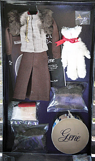 Good-bye New York Gene Doll Outfit Only, 1995 (Image1)