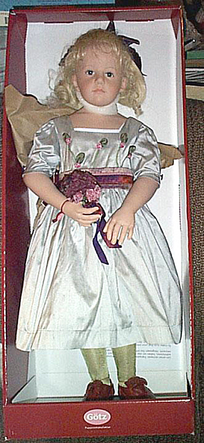 Juliet, Artist Doll By Hildegarde 'gunzel', 2002 Gotz
