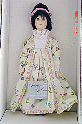Susan Gibson Dolly Madison First Lady Doll 1986-88 (Image1)
