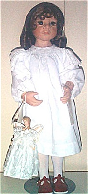 Good-Kruger Tree -Top Angel Doll 1996 (Image1)