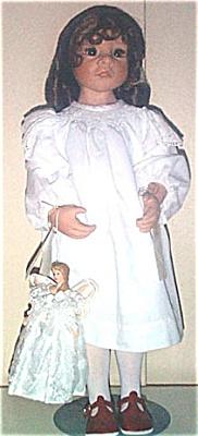 Good-Kruger Tree -Top Angel Doll 1996 (Image1)