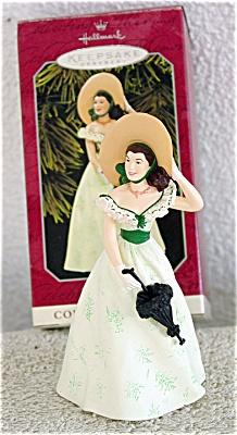 Hallmark Scarlett O'Hara Ornament 1998 (Image1)