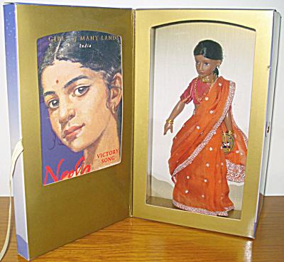 Kish 2002 Keela of India Doll, Book Set, American Girls, MIB (Image1)