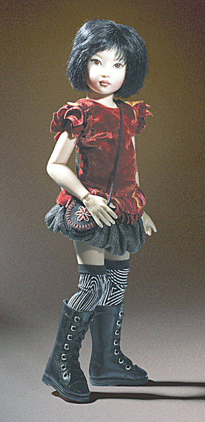Urban Song Doll 2009 Helen Kish