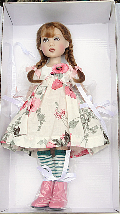 Olivia Tristesse 12 In. Ball-Jointed Doll,  2014 Helen Kish (Image1)