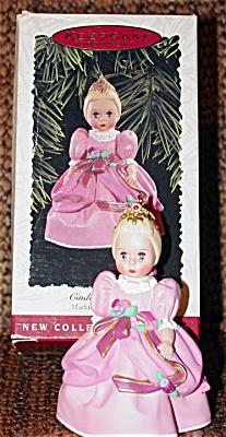 Hallmark Madame Alexander Cinderella Doll Ornament 1996 (Image1)