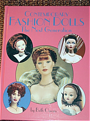 B. Owens, Contemporary Fashion Dolls The Next Generation Book (Image1)