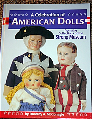McGonagle, A Celebration of American Dolls Book, 1997 (Image1)
