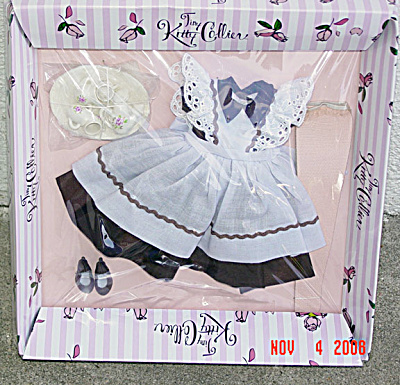 English Breakfast Tea Tiny Kitty Collier Doll Outfit Only 08 (Image1)