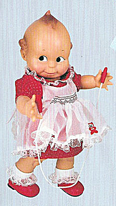 Cameo Jump For Joy Kewpie Doll 2007 Charisma Brands