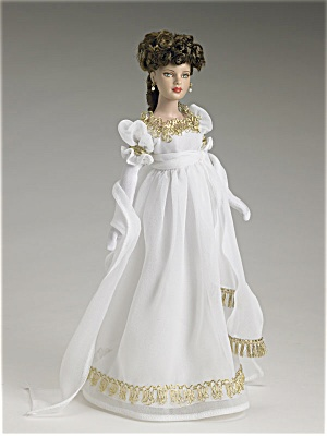 2006 Tonner Little Empress Tiny Kitty Collier Doll (Image1)