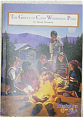 The Ghost of Camp Whispering Pines MAC Book 1998 (Image1)