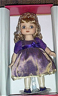 Marie Osmond 2002 Vinyl Belle of the Ball Doll (Image1)