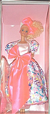 1990 Mattel Barbie Style Made for Applause NRFB (Image1)