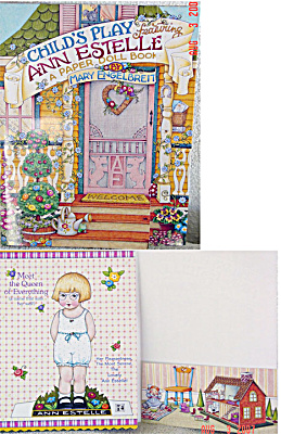 Mary Engelbreit Child's Play Paper Doll: Ann Estelle, 1998