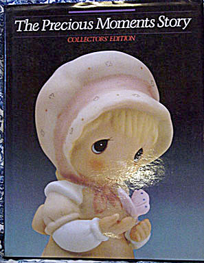 The Precious Moments Story: Collectors Edition Book, 1986 (Image1)