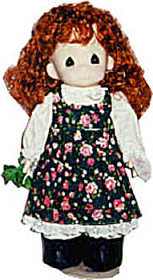 Precious Moments 1995 Irish Colleen Doll (Image1)