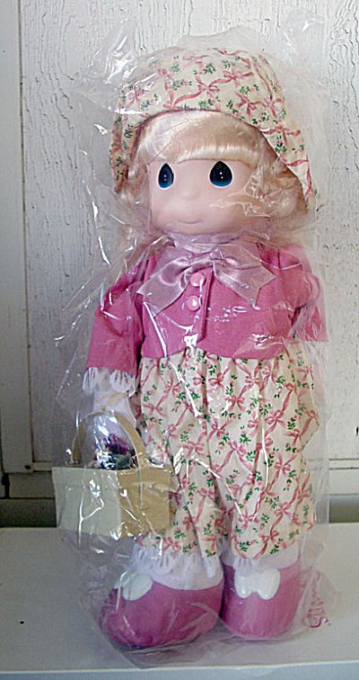 Precious Moments Brooke Spring Doll 1995 (Image1)