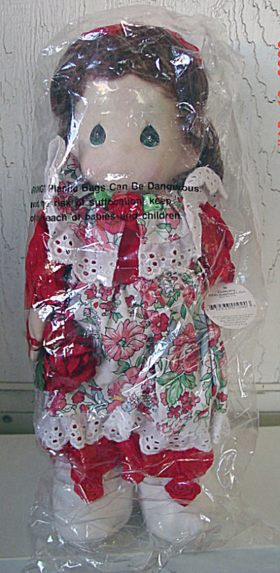 Precious Moments Co. Rosemary Sweetheart Doll 1996 (Image1)