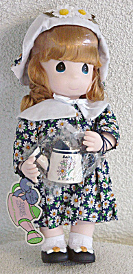 Precious Moments Co. April Daisy Doll 2nd Ed. 1995