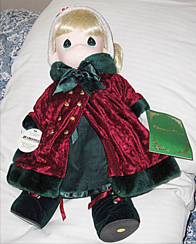 Precious Moments Co. Classic Star Doll 1996 (Image1)