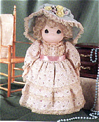 Precious Moments Co. Charity Doll 1998 (Image1)