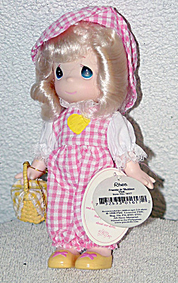 Precious Moments Co. Picnic Rhea Doll (Image1)