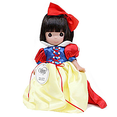 Precious Moments Snow White Doll, 2nd Ed., Disney 2008-2013 (Image1)