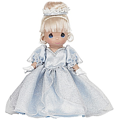 Precious Moments Cinderella Doll Disney 2009-2013 (Image1)