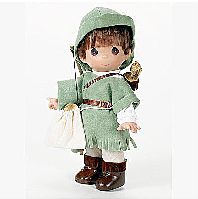 Precious Moments Co. Robin Hood Doll, 2008 (Image1)