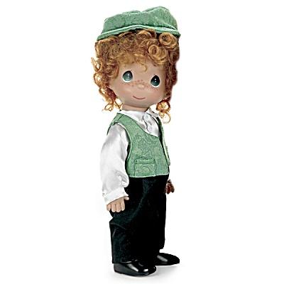 Precious Moments Kyle of Ireland Boy Doll, 2011-2013 (Image1)
