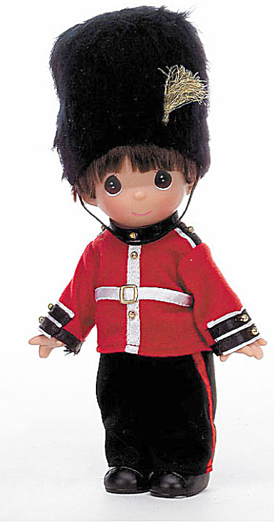 Precious Moments Co. Jack of England Doll, 2009 (Image1)
