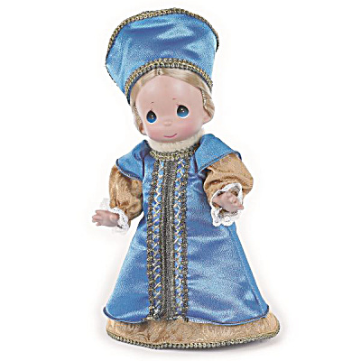 Precious Moments Rozalina of Russia Doll, 2014 (Image1)