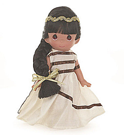Precious Moments Athena Of Greece Doll, 2015