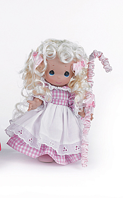 Precious Moments 9 In. Lil Bo Peep Doll, 2013 (Image1)