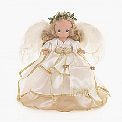 Precious Moments 12 In. Glory On High Tree-top Angel 2014