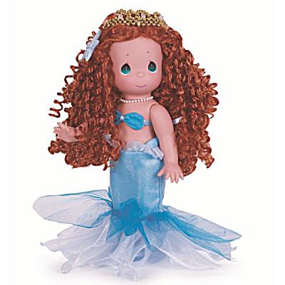 Precious Moments Splish Splash Mermaid 12 In. Doll, 2014 (Image1)
