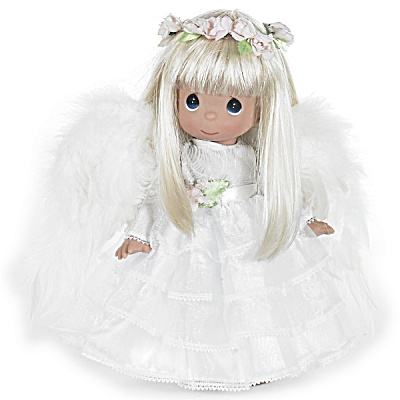 Precious Moments Angelic Grace 12 In. Doll, 2013 (Image1)