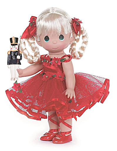 Precious Moments Dance Of Joy 12 In. Ballet Doll