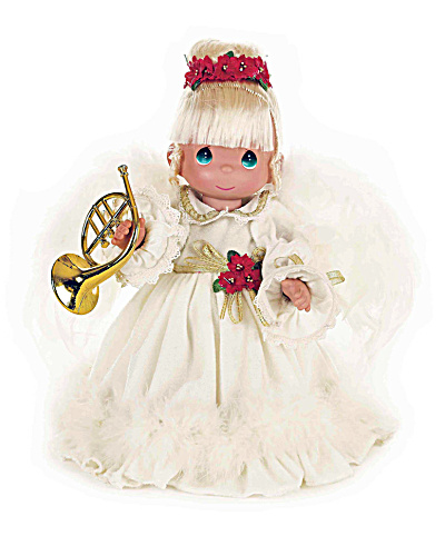 Precious Moments The Sounds of Christmas Angel Doll (Image1)