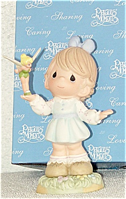 Precious Moments Disney Make Every Day Magical Figurine