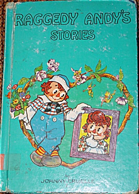 Johnny Gruelle: Raggedy Andy Stories, 1975 Ed (Image1)