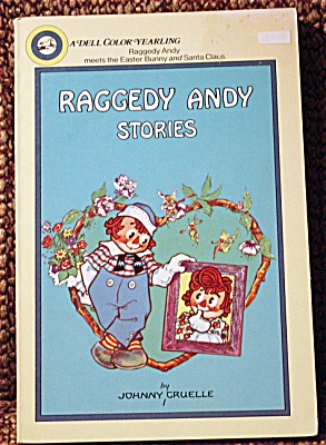 J. Gruelle Raggedy Andy Stories Book (Image1)