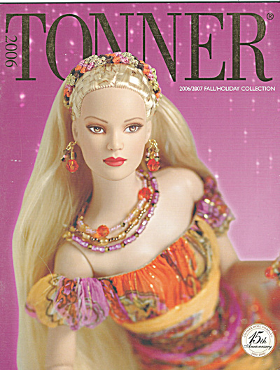 2006-2007 Tonner/Effanbee Fall/Holiday Doll Catalog (Image1)