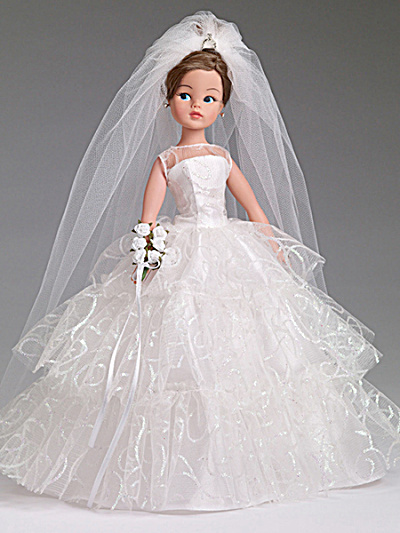 Tonner Bridal Bliss 11 In. Sindy Fashion Doll, 2014