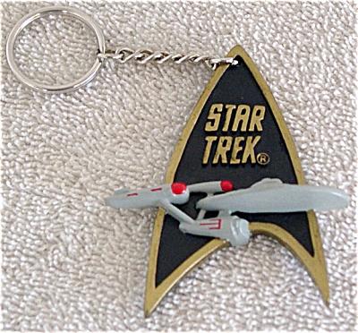 Star Trek Communicator Key Chain Enesco 1993-94 (Image1)
