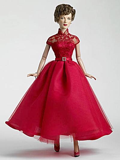 Hearts Ablaze Ava Gardner Doll Tonner 2011 (Image1)